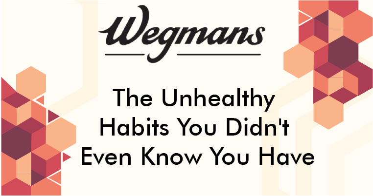 The Unhealthy Habits You Didn't Even Know You Have
